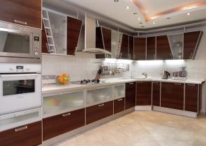 Кухонные гарнитуры в Одессе фото