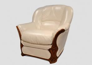 Перетяжка кожаной мебели фото