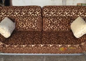 Ремонт мебели до и после