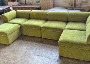 Угловой диван изготовление фото